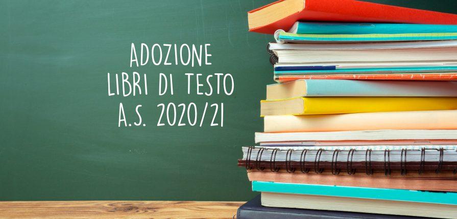 ADOZIONE LIBRI DI TESTO ANNO SCOLASTICO 2020/21. COSA SUCCEDE? di ...