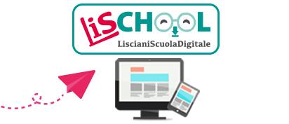 Lischool La Tua Scuola Digitale Lisciani In Una Sola App